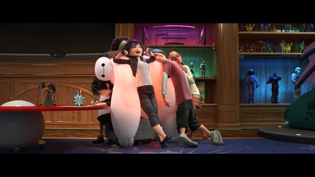 Movie Trailer: Big Hero 6 (2014)