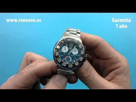 Reloj TAG HEUER Formula 1 CAC 1110 de segunda mano