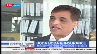 Boda boda rides to get comprehensive insurance cover