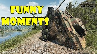 World of Tanks - Funny Moments | Week 2 October 2017