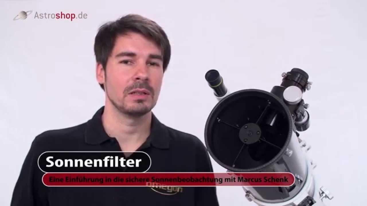 Teleskop Sonnenfilter