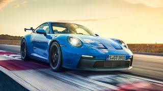 NEW 2022 PORSCHE 911 (992) GT3 ONBOARD LAP NÜRBURGRING [6:59.927]