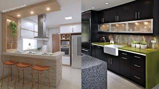 150 Small Modular Kitchen Design Ideas 2020 (Hashtag Decor)