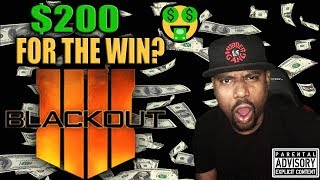 $200 Solo BLACKOUT WIN?! 🤑 You won't believe what HAPPENED!! 😈