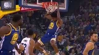 Warriors '18-19 | Game 10 vs TimberWolves (11-2\2018)