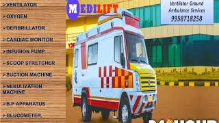 Use Most Affordable Road Ambulance in Ranchi and Jamshedpur