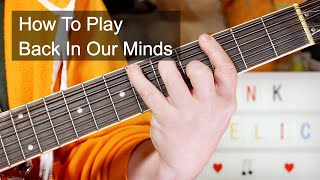 'Back In Our Minds' Funkadelic Guitar Lesson