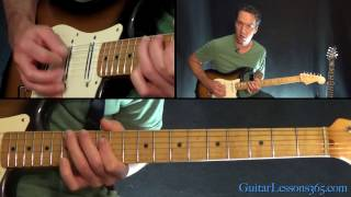Bringin' On the Heartbreak Guitar Lesson - Def Leppard
