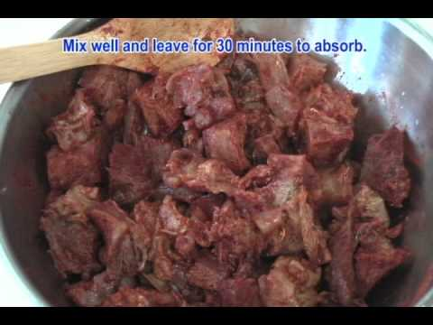 Vietnamese Food Day Nau An Thit Bo Kho – Vietnamese Spicy Beef Stew
