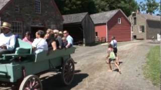 preview picture of video 'Cooperstown NY - The Farmers' Museum'