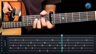 Passenger - Let Her Go (como tocar - aula de violão)