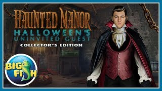 Haunted Manor: Halloween's Uninvited Guest Collector's Edition video