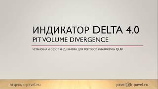 Delta 4 0 Quik Pit Volume Divergence