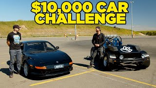 $10,000 Car Challenge // MR2 vs VW Buggy FINALE