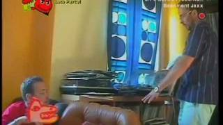 Jus' One Kiss Basement Jaxx (TV alternative shown version)