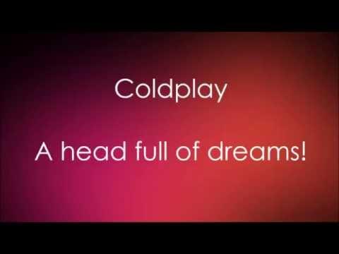 Coldplay - A Head Full Of Dreams lyrics