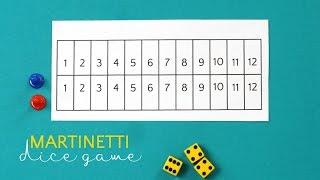 Martinetti Dice Game