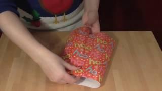 Несколько вариантов, как быстро и красиво упаковать подарок своими руками