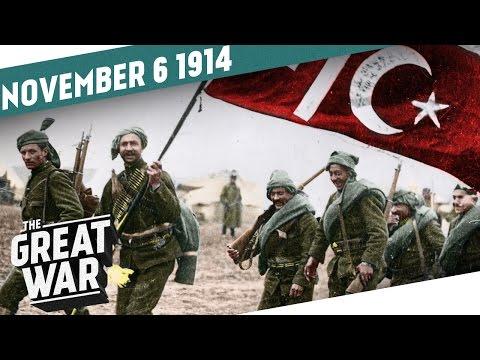 Osmanská říše vstupuje na scénu