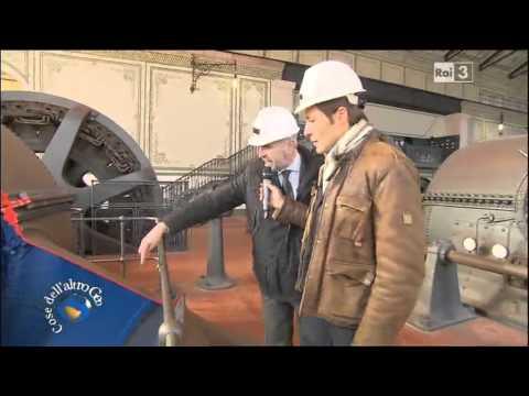 Le centrali storiche Edison sull'Adda