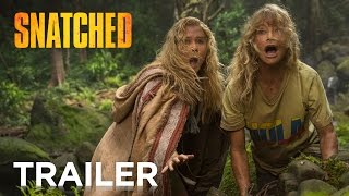 Snatched | Official HD Trailer #3 | 2017 | Amy Schumer & Goldie Hawn