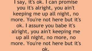 Atomic Kitten   It's ok Lyrics