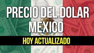 Precio del Dolar hoy en México 2018 (Miércoles 17 de Octubre - Actualizado en la descripcion)