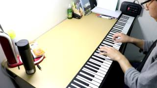 Andoer Roll Up Piano(롤업 피아노) 88keys
