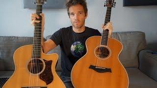 Martin Or Taylor Guitars? Who Shall Reign Supreme?!