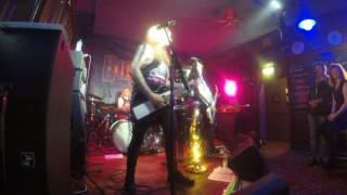 Sykko Dollz Live @ The Iron Road, Evesham 2017 - Cheap Trick Baby