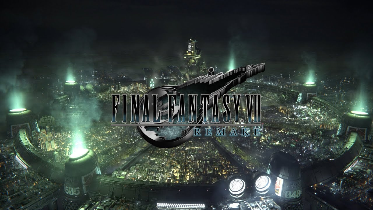 Video FINAL FANTASY® VII REMAKE [PS4]