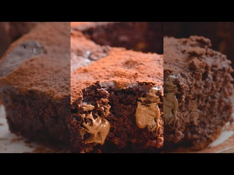 5 Min. Microwave Brownies! Ooey-Goey Chocolatey Perfection #shorts