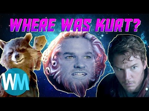 Guardians of the Galaxy Vol 2: First Look & What's Next?