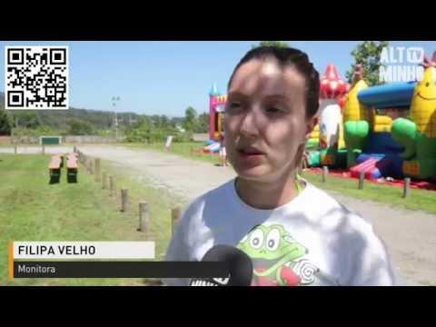 Atividades de Verão - Lagoas 2015