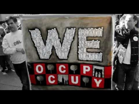 DBL - WE OCCUPY (OWS we are the 99%)