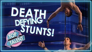 DEATH DEFYING STUNT AUDITIONS On America