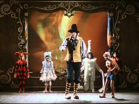 buratino.Приключения Буратино. Музыка и песни из фильма.