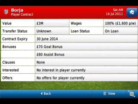 football manager handheld 2012 ios cheats