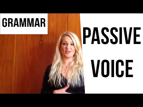 Passive Voice Crystal Clear
