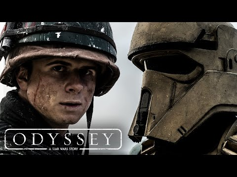 A whole bunch of friends and I spent 2 years making this Star Wars Fan Film in our spare time from work and school. It's finally done and I now hate After Effects!