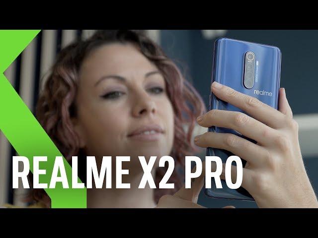 Realme X2 Pro, primeras impresiones: la ÚNICA MARCA capaz de PLANTARLE CARA a XIAOMI