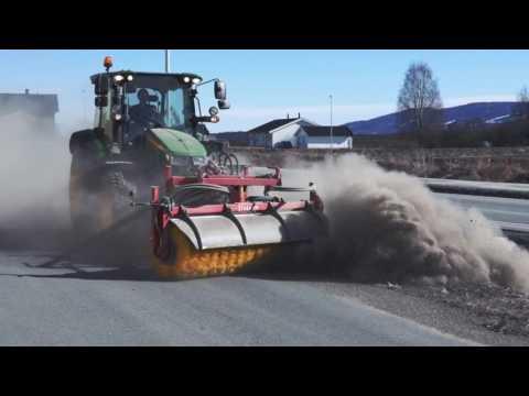 Selvlastende strømaskin SMA 800 - film på YouTube