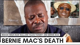 Bruh Man In Tears: They Worked Bernie Mac To Death (Backstage)