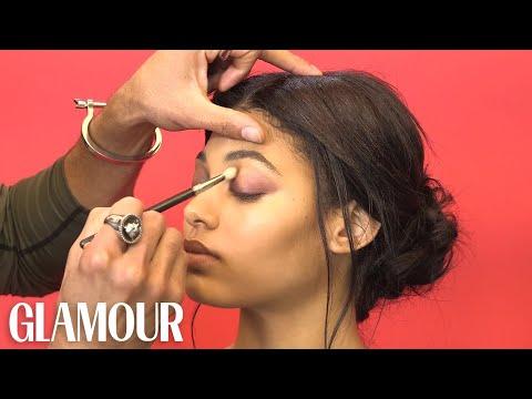 Beyoncé's Makeup Artist Creates Sexy Smoky Eye Makeup | Glamour