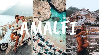 IS THIS THE BEST PLACE IN EUROPE?!   Amalfi Travel Vlog