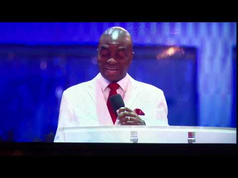 Bishop Oyedepo blows hot on Buhari