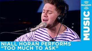 """Niall Horan Performs """"Too Much To Ask"""" 