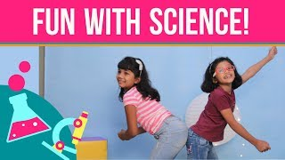 Experiments For Kids | Erase Boredom | Learn While You Play