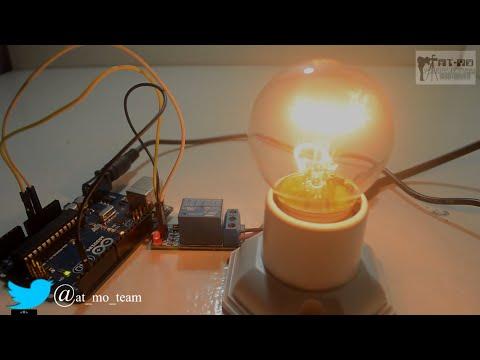 Menyalakan Lampu Dengan Suara CCIT