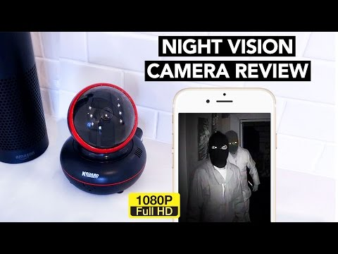Best Home Security Camera (Night Vision IP & Full HD) - Review